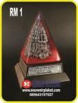 Harga Miniatur Candi Prambanan di jamin Murah