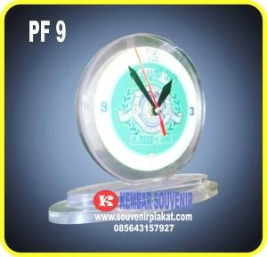 plakat jam, souvenir promosi perusahaan