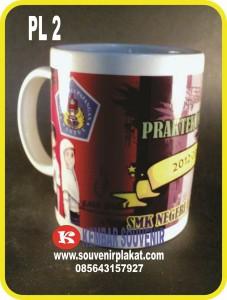souvenir gelas, gambar mug