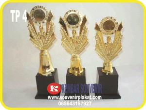 Toko Piala dan Trophy Plastik, Fiber, Alumunium