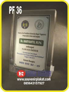 plakat yogyakarta, harga pembuatan plakat