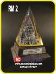 Pusat Pembuatan Souvenir Miniatur Candi Prambanan