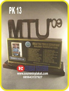 plakat event, resin plaque, plakat juara