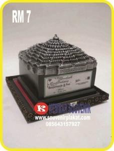 Pusat Produsen berbagai Miniatur Candi Borobudur