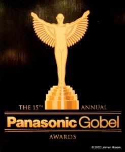 nominasi pemenang panasonic gobel award, plakat penghargaan nominasi panasonic gobel award