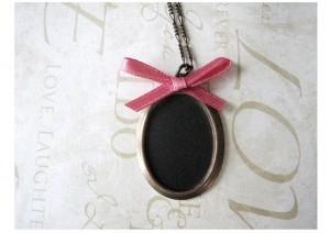 Cara Membuat Kalung Unik dreamcatcher, cara buat kalung dari kancing baju, cara membuat aksesoris kalung dari barang bekas