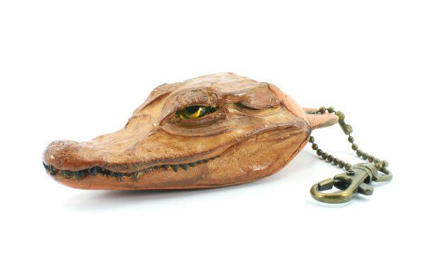 Gantungan kunci berbentuk hewan lucu