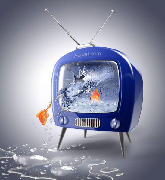 TV Akuarium