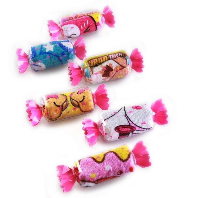 Towel Candy