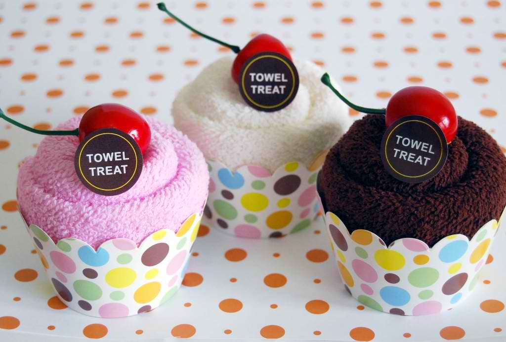 Towel Muffin