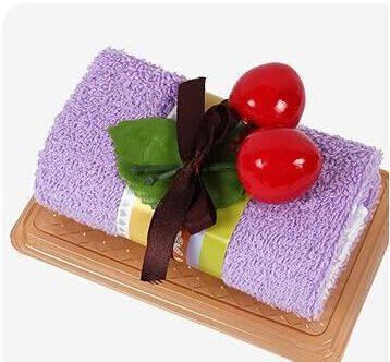 Towel Roll Cake