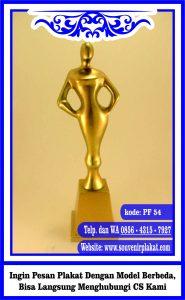 Harga Piala Plastik Kecil Besar Termurah
