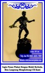 Jual Miniatur Patung Tni Angkatan AL, AD, AU