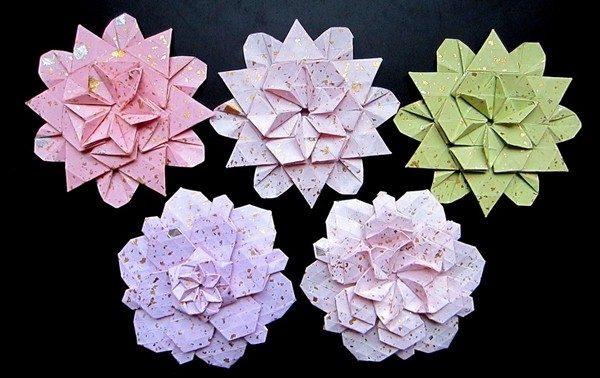 Rangkaian Bunga Lavendel