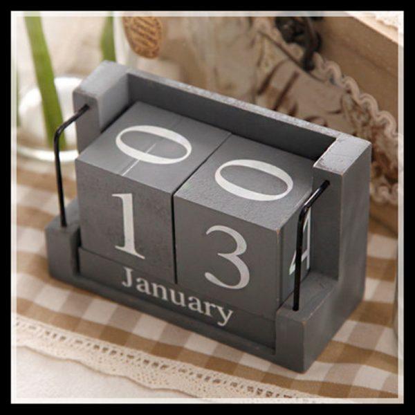Kalendar Kayu