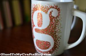 cara membuat sharpie mug,cara membuat mug lukis