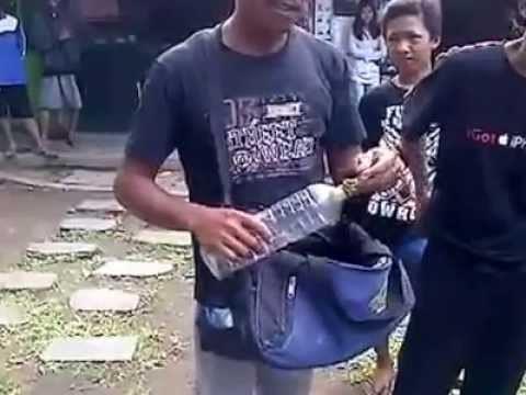 Botol Bersuara