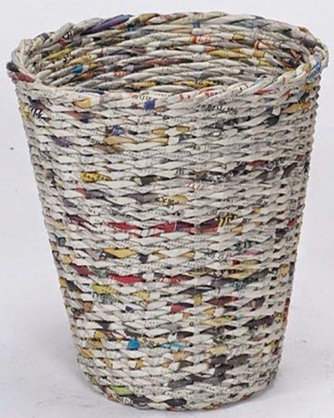 Tempat Sampah dari Kertas