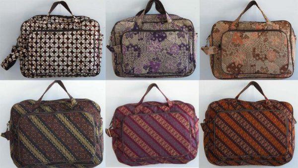 Tas Laptop Batik - Sissydante's Blog