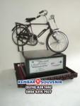 Jual Miniatur Sepeda, Miniatur Sepeda Dari Kayu