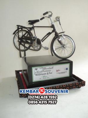 Jual Miniatur Sepeda