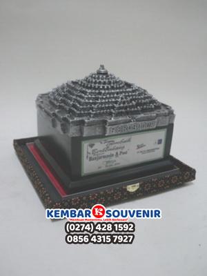 Jual Miniatur candi Borobudur