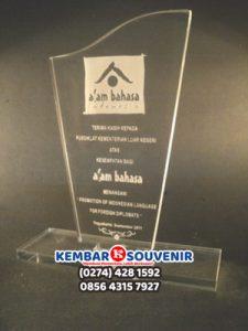 Piala Akrilik, Daftar Harga Plakat Akrilik, Plakat Harga