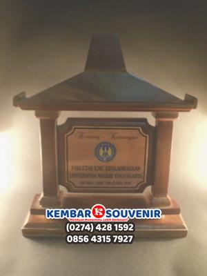 Piala Kayu