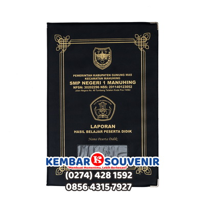 sampul raport