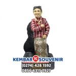 Miniatur Patung Orang, Jasa Pembuatan Patung Fiber Di Jakarta