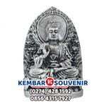 Miniatur Patung Budha, Patung Fiber Jakarta