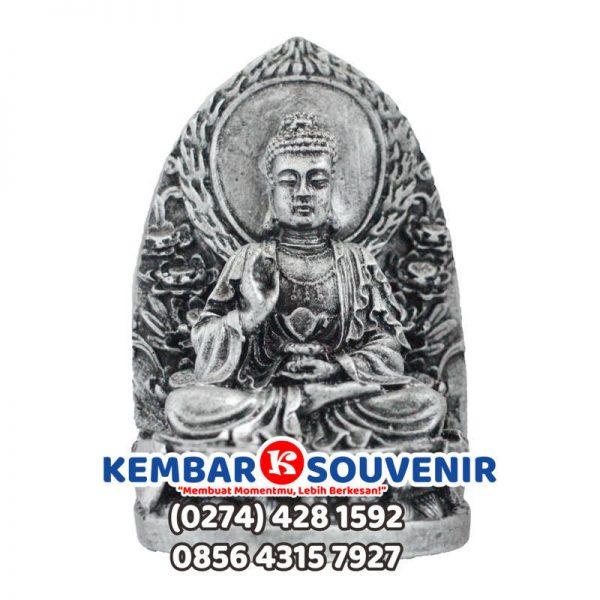 Patung Fiber Jakarta, Miniatur Patung Budha