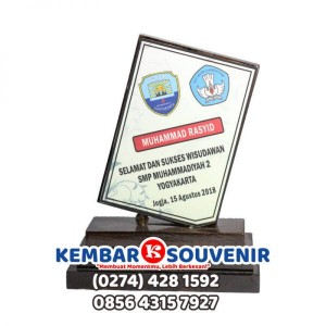 Plakat Trophy, Buat Plakat, Pembuatan Plakat
