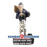 Miniatur Patung Orang, Pengrajin Patung Fiber Jogja, Jakarta