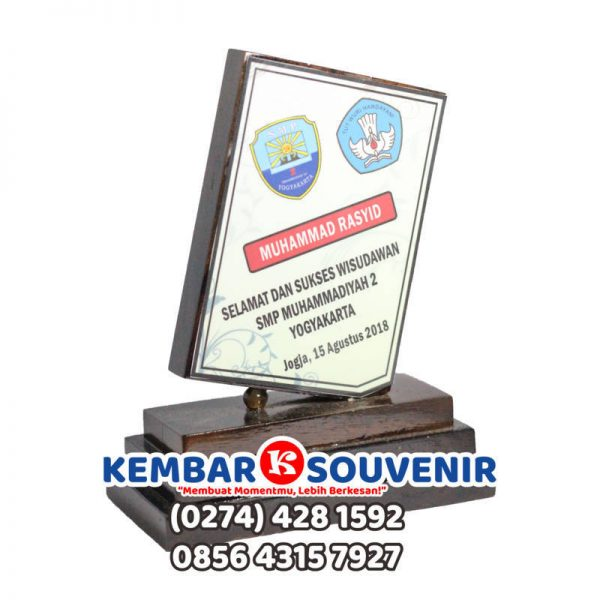 Plakat Kayu, Plakat Jakarta