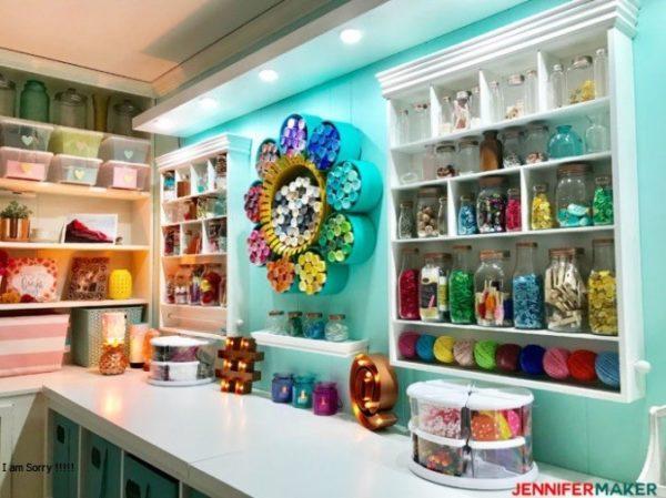 Kreasi Kerajinan Untuk Mendekor Interior Rumah