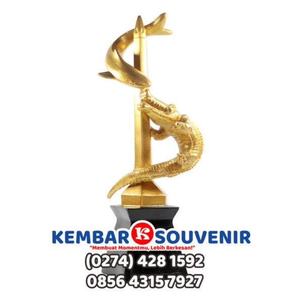 patung surabaya, plakat surabaya