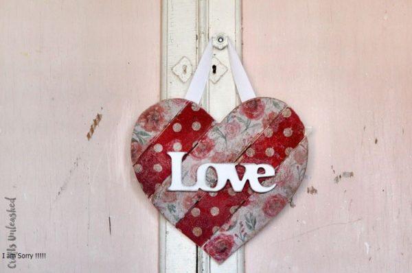 Souvenir Hiasan Dinding Menarik dan Murah Berbahan Pallet