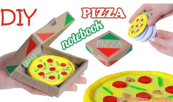 8 Ide Kerajinan Souvenir Kreatif Berbentuk Pizza