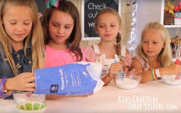Cara Mudah DIY Membuat Sabun Air Es Krim untuk Anak-Anak