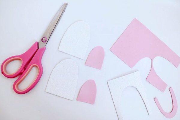 Tutorial Mudah Membuat Souvenir Pigura Unicorn DIY