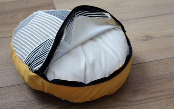 DIY Cara Membuat Kerajinan Bantal Berbentuk Telur Paskah