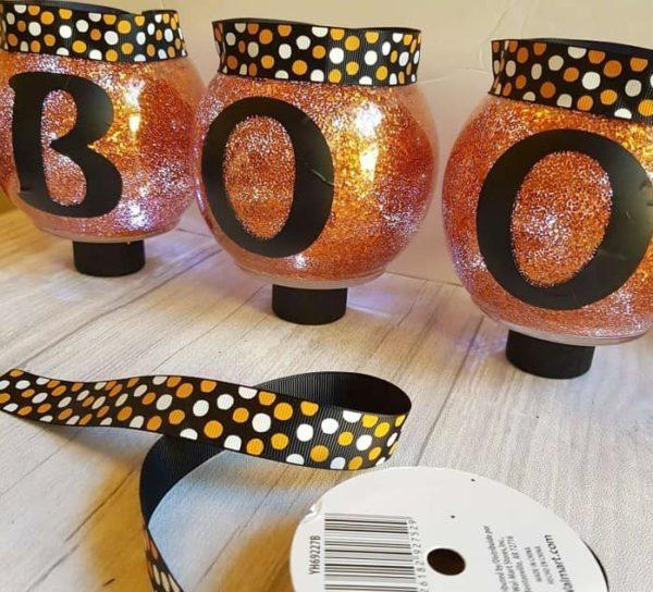 DIY Menghias Gelas Lebih Menarik Cocok Untuk Souvenir Halloween