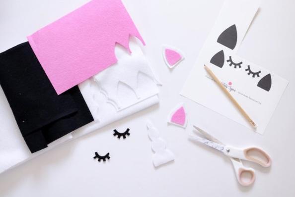 Cara Membuat Kerajinan Gantungan Unicorn untuk Souvenir